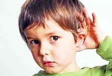 早期發現兒童聽力問題