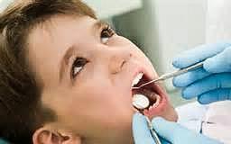 孩子第一次看牙的注意事項